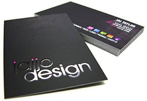 We print quality professional visiting cards gkint house pvt ltd single card visiting card reheart Images