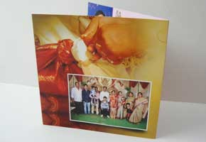 Wedding Card printed at GK Printhouse